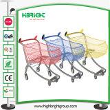 Venda por grosso de Estilo Novo carrinho de compras de supermercado