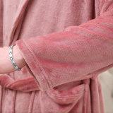 선전용 Flannel/산호 양털 한 쌍 욕의/잠옷/잠옷