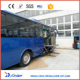 Elettrico & idraulico Scissor la Tabella di elevatore della sedia a rotelle per il bus (WL-UVL)