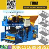 機械価格を作るQtm10-15サウジアラビアの移動式コンクリートブロック