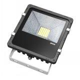 Projecteur du gestionnaire 50W DEL de Meanwell d'ÉPI de Bridgelux de brevet avec 5 ans de garantie