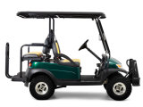 48V Battery Operated 4 posti elettrica Golf Cart in vendita