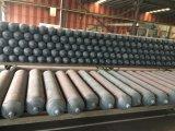 Cylindre d'oxygène en acier sans soudure avec ISO9809