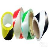 Gelb-Schwarzes Markierungs-Band für Fußboden-WARNING mit Spezifikt. 48mm x 20m