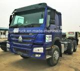 الصين جرّار شاحنة ثقيلة تحصيل مقطورة رأس لأنّ عمليّة بيع