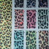 De luipaard schittert het Leer van Pu voor Zakken hw-1428 van het Pakket van Schoenen