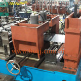 Bandeja de cable galvanizada atando con alambre el rodillo al aire libre del sistema que forma la máquina Filipinas