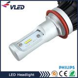 Philips Zes H11 stellte zuerst 4000lm Selbst-LED Auto-Scheinwerfer her