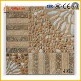 庭のための400X400mm玉石を敷かれた石造りの無作法な床タイル