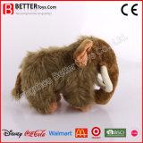 De Ijstijd vulde het Dierlijke Mammoet Zachte Stuk speelgoed van de Pluche voor Kinderen/Jonge geitjes