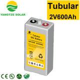 Het Tubulaire Gel van de Macht 2V 600ah van Yangtze