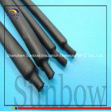 Tubo pesante dello Shrink di calore del PE della parete di approvazione dell'UL con adesivo per cavo