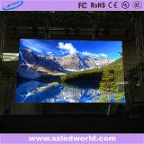 Fábrica de fundición a presión a troquel a todo color de alquiler de interior de la tarjeta del panel de la pantalla de visualización de LED P5 (CE, RoHS, FCC, CCC)