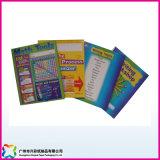 Dobrador de arquivo personalizado do papel de embalagem do cartão da alta qualidade