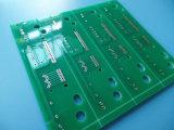 HASL緑のSoldermaskの二重味方されたPCBのボードFr4 1.6mm