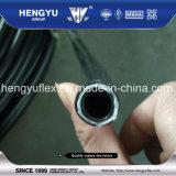 Boyau hydraulique tressé de la fibre en nylon thermoplastique à haute pression SAE de tube 100r7r8/En855 R7r8