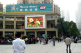 Front Display P8 Outdoor Full Color LED Display para placa de publicidade