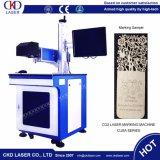 гравировальный станок маркировки печатание лазера СО2 30W для Eyeglasses пластмассы Artware