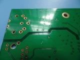 De Raad de Vervaardiging Tg135 2.5mm van de afgedrukte Draad van 4 PCB van de Laag dik