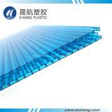 El panel del material para techos del panal del policarbonato de la alta calidad