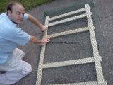 opleveren van de Draad van 2*1*1m 2.7mm het Gegalvaniseerde Met een laag bedekte Hexagonale