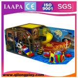 Campo de jogos macio das crianças do estilo do mundo do mar (QL-17-29)