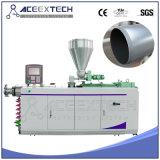 Ligne de machine de production de conduite d'eau de PVC de grande capacité