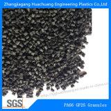 Черный корпус из негорючего материала PA66 гранулы