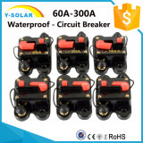 12V/24VDC 60A-300A Sonnensystem-Ausgangsrücksetzen-Inverter-Fixieren-Wasserdichter Kreisläuf Breaker-01-60A