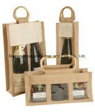 昇進方法は杖のハンドル2の瓶のジュート袋をカスタム設計する