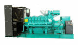 Parallélisation de la centrale diesel de MW de générateur de Googol 2400kw 3000kVA