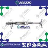 2 ml continue injectiespuit voor diergeneeskundig gebruik (AZ101A)