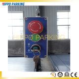 二重ポストの自動駐車エレベーター