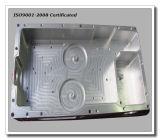 Hohe Präzision CNC maschinelle Bearbeitung und Prägealuminiumfiltergehäuse