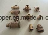 Accessoires pour compteurs d'eau en bronze de 3/4 po