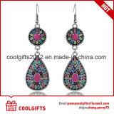 De kleurrijke Juwelen van de Douane bengelen de Boheemse Inheemse Oorringen van de Parels van de Stijl