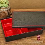 Cassetto di plastica di prima scelta dei sushi per il ristorante (B0100-V)