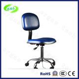 전도성 피마자를 가진 청정실 ESD 정전기 방지 의자