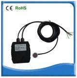 Sensore livellato ultrasonico del combustibile per la gestione del parco