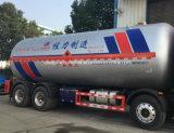 トレーラー40000リットルのLPGのタンカー40のCBM M3 LPGのガスのタンカーの