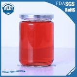 Mermelada de 170ml, salmoura e frasco de vidro sem chumbo de alta qualidade