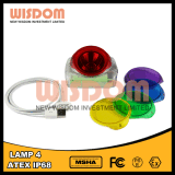 A lâmpada sem corda a mais brilhante com 25000lux, luz ao ar livre da lâmpada os 4 os mais novos da sabedoria