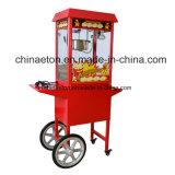 De Geverifiërde 8oz Popcorn die van Eton Ce&ETL Machine, de Maker van de Popcorn, de Machine et-Pop6a-C maken van de Popcorn