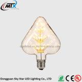 Échantillon gratuit Epistar Chip 3W étoilé décoratifs ST64 Lampe à intensité réglable