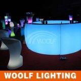 Colores iluminados venta caliente que cambian el contador de la barra de iluminación del club nocturno LED