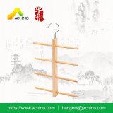 Gancio di legno della cinghia con quattro strati della barra