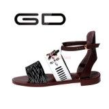Ботинки Gdshoe кожаный плоские