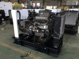 デザインATSのコントローラ200kw ISOのセリウムのディーゼル発電機セットを開きなさい
