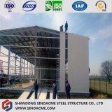 La Chine concevant pré l'entrepôt de structure métallique de construction à vendre