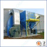 Filtro de saco industrial do coletor de poeira do ciclone do filtro do cartucho (6000 M3 /H)